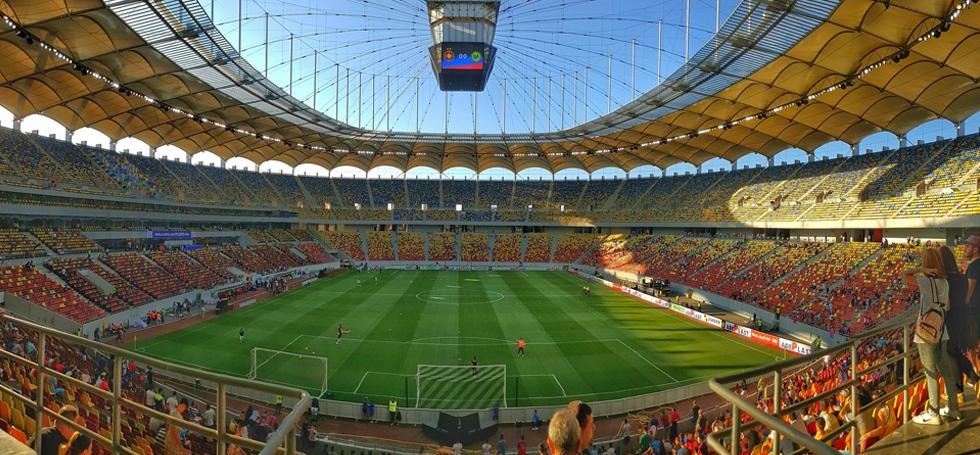 Cum ajungi la UEFA EURO 2020 pe stadionul Național Arena București?
