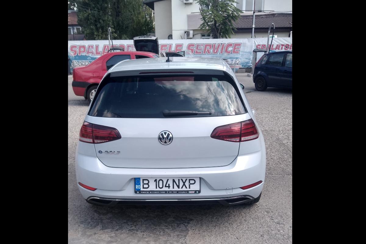 Imagine Inchiriaza auto VW e-golf 2019 4