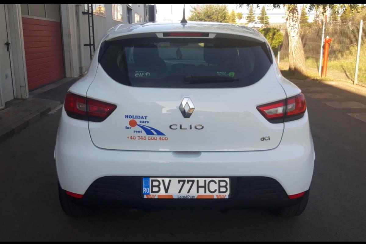 Imagine Inchiriaza auto RENAULT Clio 2015 4