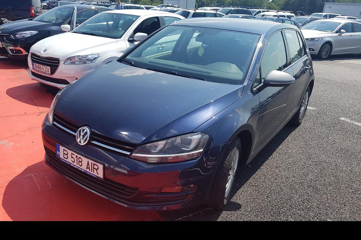 VW, Golf 2013