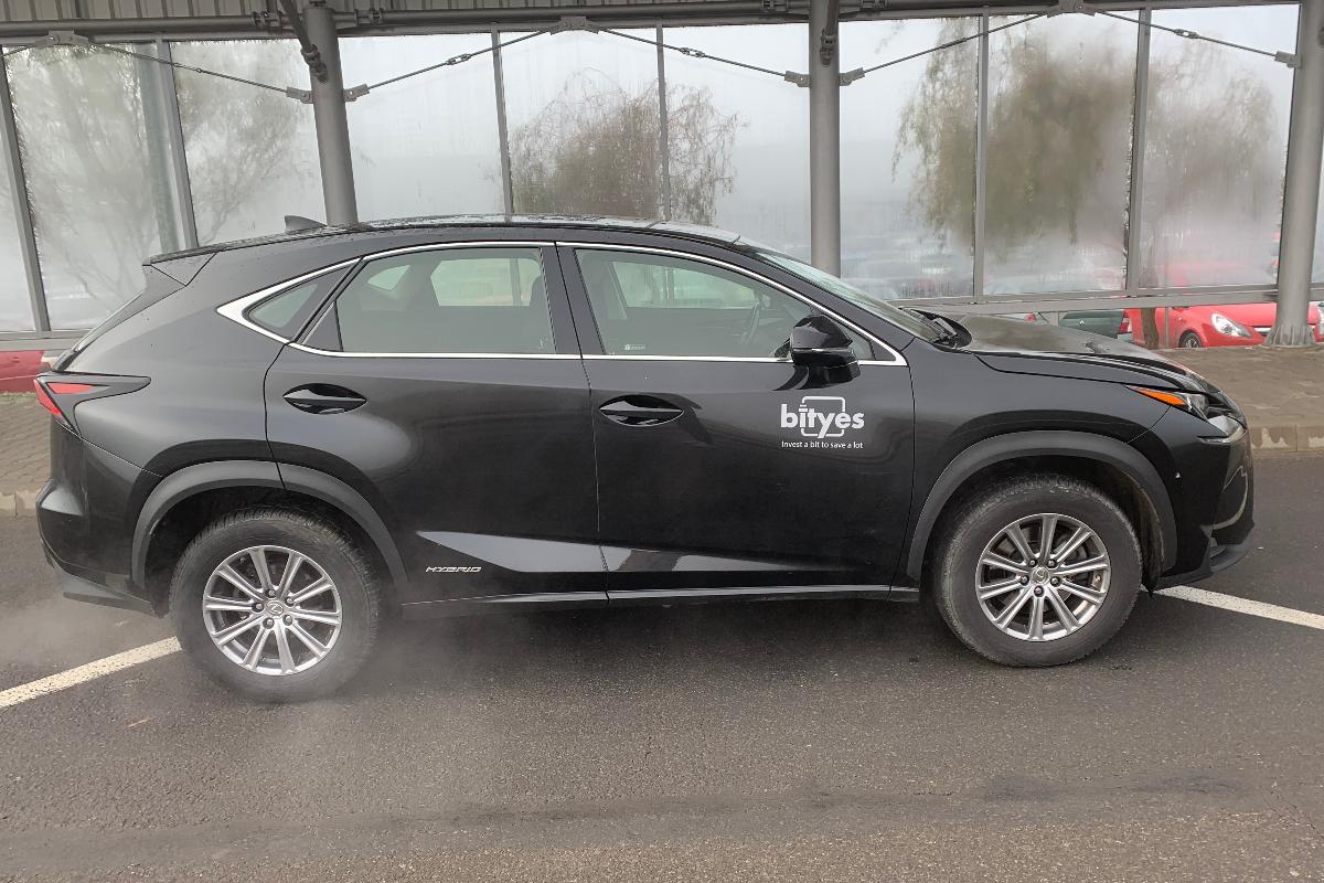 Imagine Inchiriaza auto LEXUS NX 300 H 2016 3