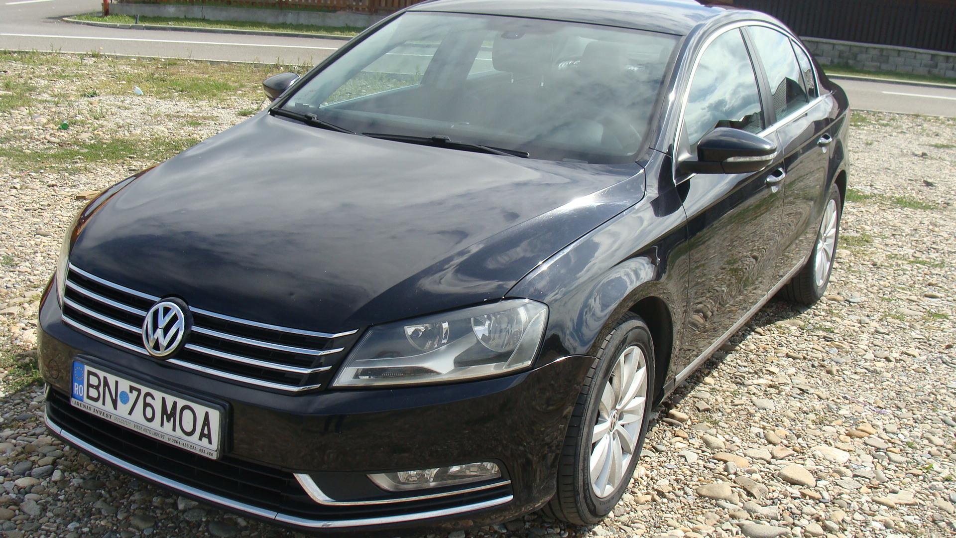 VW, Passat 2014
