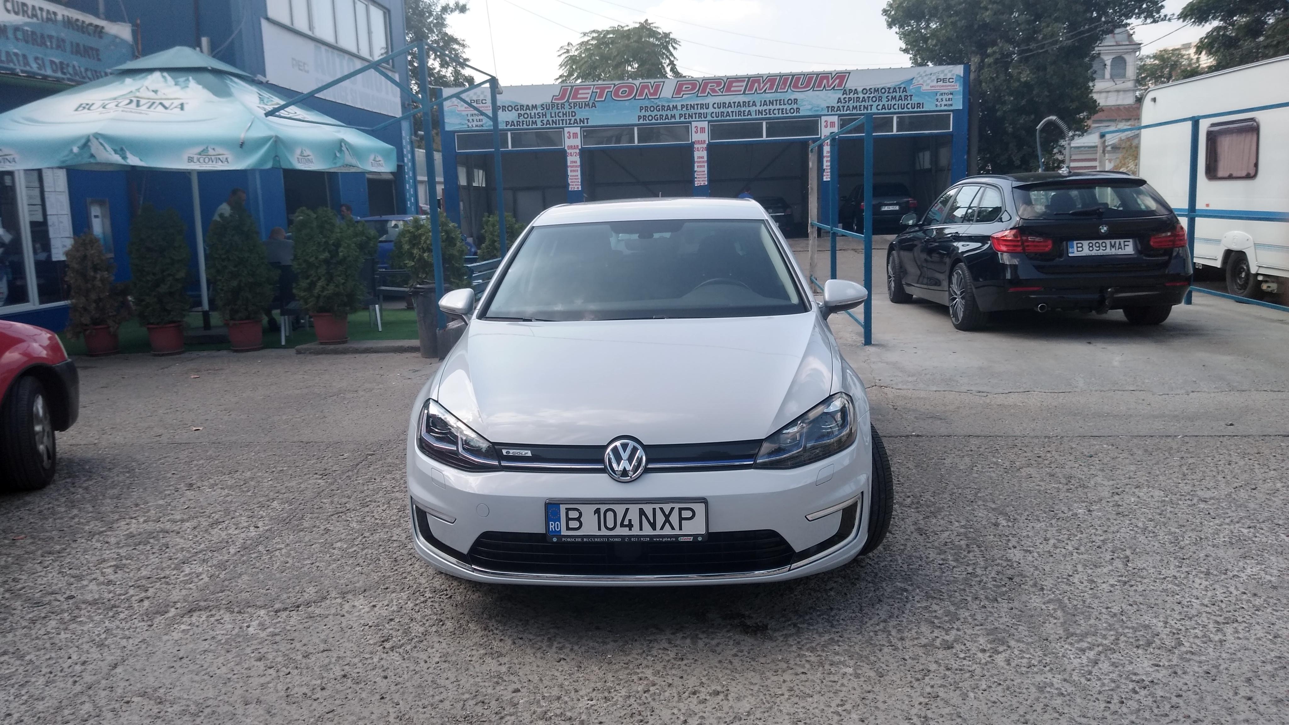 VW, e-golf 2019
