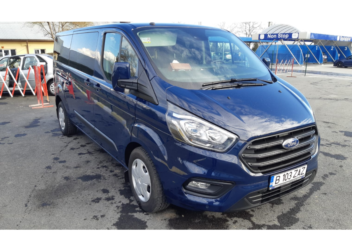 FORD, Transit Custom 2019