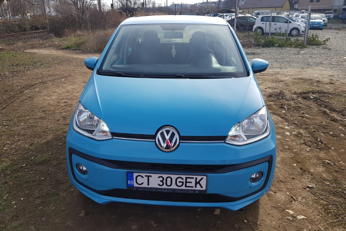 Imagine Inchiriaza auto VW up! 2017 1