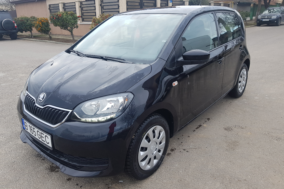 Imagine Inchiriaza auto SKODA Citigo 2018 1