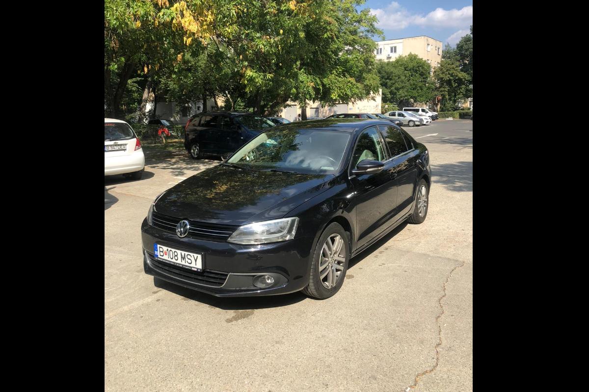 VW, JETTA 2011