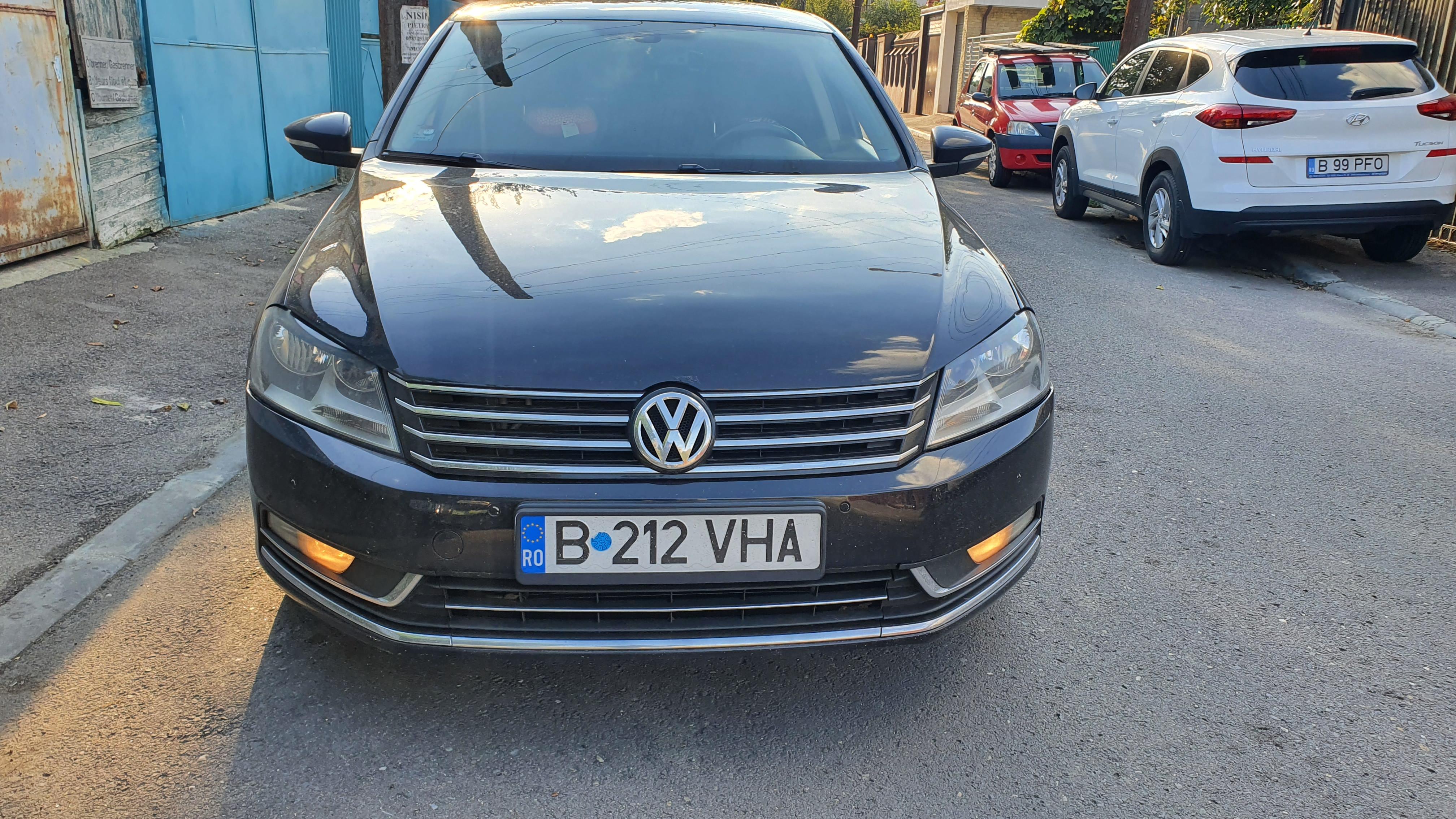 Imagine Inchiriaza auto VW Passat 2012 1