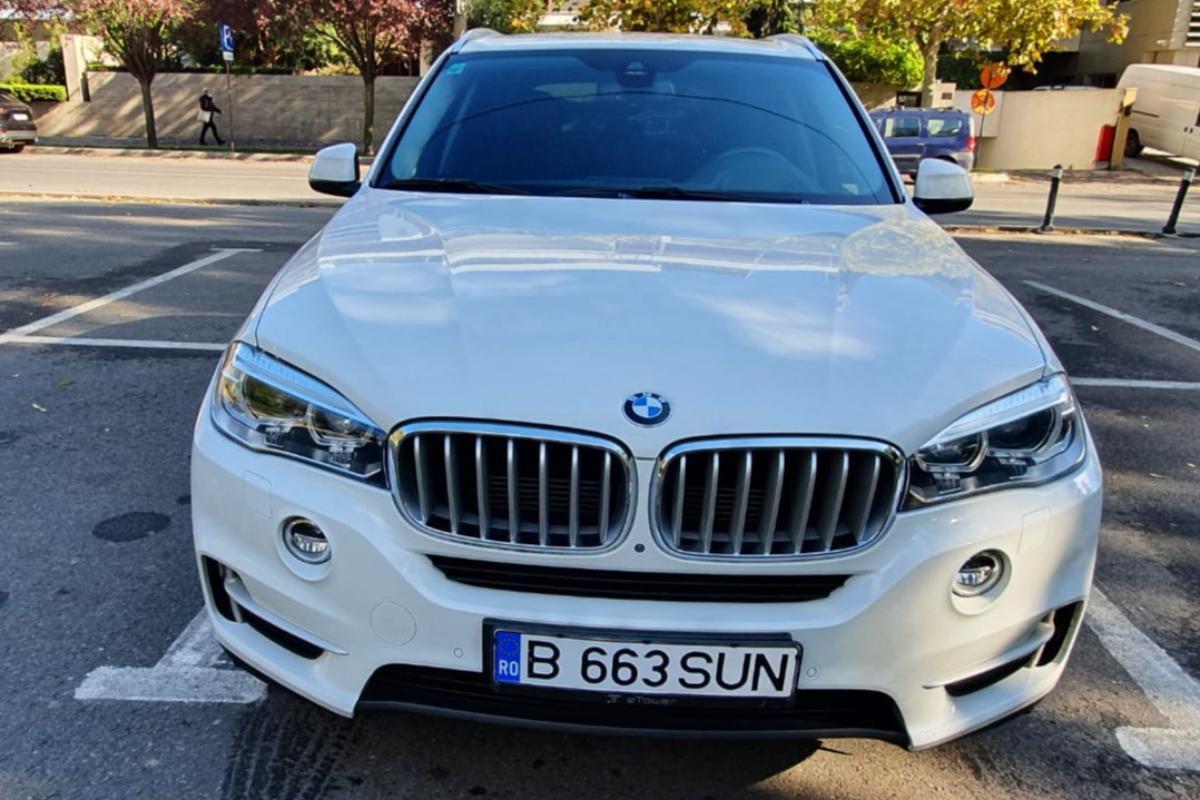 Imagine Inchiriaza auto BMW X5 2016 1