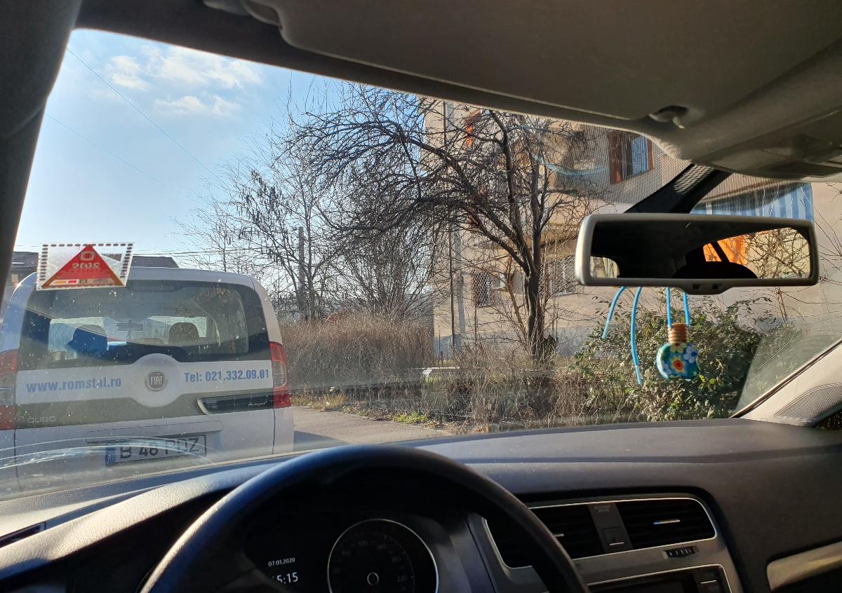 Imagine Inchiriaza auto VW Golf 2013 5