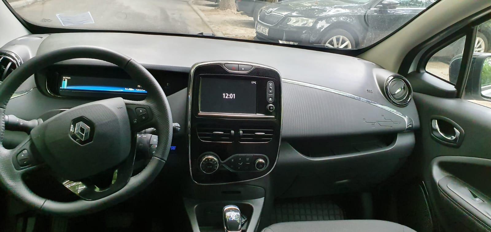 Imagine Inchiriaza auto RENAULT ZOE 2019 5