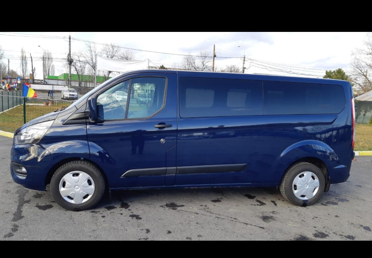Imagine Inchiriaza auto FORD Transit Custom 2019 2